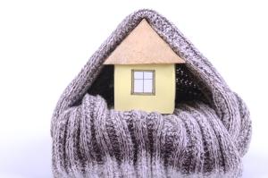 infranomic infrarøde varmepanel holder huset frostfritt i vinter